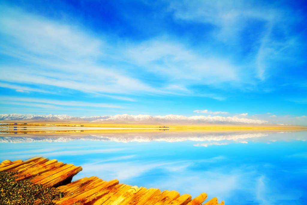 茶卡盐湖3